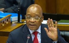 Opposition political parties say impeachment motion against Zuma isn't over yet