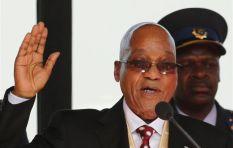 #ZumaMustFall trends on Twitter following cabinet reshuffle