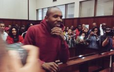 MUT student murder accused appears smiling in court