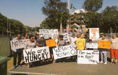 SABC employees on nationwide strike demanding 10% wage increase