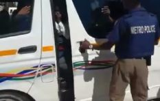 [WATCH] Pupils packed in minibus taxi like sardines causes social media outrage