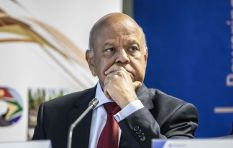 Gordhan questions timing of Mkhwebane's report in affidavit
