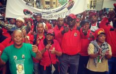 Saftu: 'Workers who can't strike are irrelevant workers'