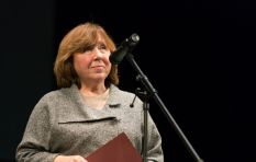 Bookie favourite Svetlana Alexievich wins 2015 Nobel Prize in Literature