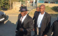 Bheki Cele visits Jeppe Hostel to quell unrest