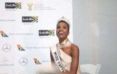 [VIDEO] OR Tambo Int. erupts in celebration as SA's Miss Universe returns home