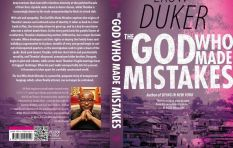 Author Ekow Duker shares inspiration, process behind 'The God Who Made Mistakes'