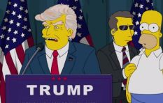 The Simpsons called Trump's victory more than a decade ago