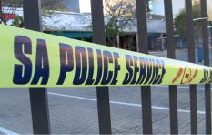 Police hunt for suspect seen near the Vlakfontein murder house
