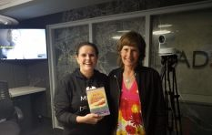 [WATCH] Tannie Maria has another mystery to solve in new Sally Andrew novel