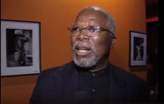 John Kani urges artists to use influence to speak out on gender-based violence