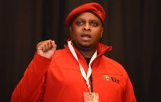 Now EFF's Shivambu is on the receiving end of MP's chanting 'pay back the money'