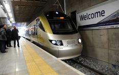 Feasibility study for Gautrain expansion completed but no approval yet