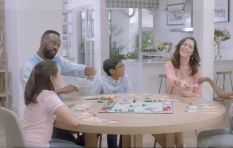 [WATCH] Rainbow-level multiracial family playing Nando's 'Mzansipoli'... LOL!