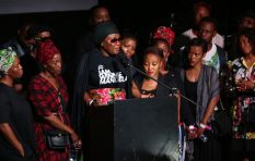 HHP remembered by fellow artists at memorial service in JHB