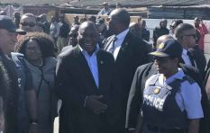 Ramaphosa and Cele officially launch anti-gang unit in Cape Town