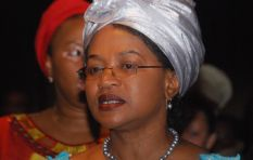 LISTEN: Mbete denies pronouncing her availability for Presidency