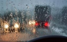 Weather service predicting rain for Gauteng
