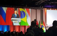 [LISTEN]  BLSA speaks on BRICS and the agreements signed by China and SA