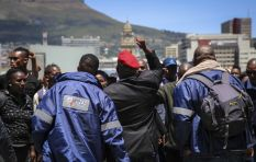CT City says fired MyCiTi drivers protests an attempt to destablilise province