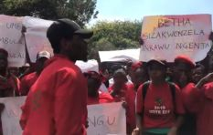Tensions high at KZN universities after student Mlungisi Madonsela's death