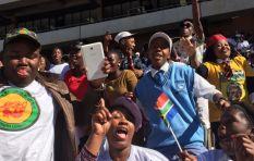 Motshekga and Nzimande applaud the fighting spirit of SA youth