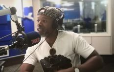 [LISTEN] It's all happening for award-winning actor Thapelo Mokoena