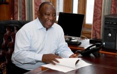 A peek into how Ramaphosa's Sona speech is written