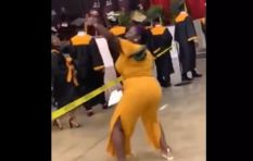 [WATCH] A woman twerking is not allowed, but executives committing fraud is ok?