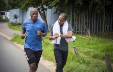 Xolani Gwala inspired by David Gatebe as he readies for London Marathon