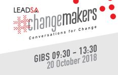 SA changemakers will share inspiring stories on overcoming at LeadSA conference