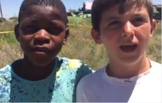 South Africans commend boy heroes who helped train crash victims