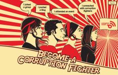 This now moves to the streets: Corruption Watch