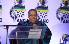 [LISTEN] ANCWL's Meokgo Matuba apologises to journalist over gun image
