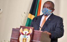 [WATCH] President Cyril Ramaphosa addressing a restless nation