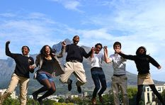 What does race mean for South Africa's 'born frees'?