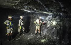 """Politics has become the Berlin wall of SA's mining industry"""