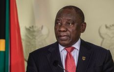 'Ramaphosa is an a spot of bother'