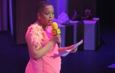 Tumi Morake talks weight loss and her new show