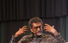 """The planet will recover from our stupidity"" - Jay Naidoo"