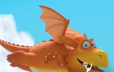 SA-animated 'Zog' wins International Emmy for Best Kids Animation