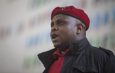 [LISTEN] 'Shivambu did not say Momoniat is an anti-black racist' - Dali Mpofu