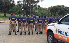 Metro cops prepared for Friday's Jozi march