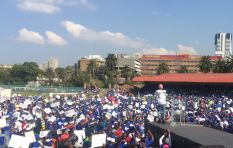 Freedom Movement rally underway in Pretoria