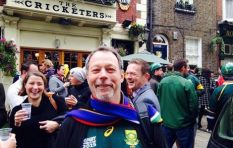 John Maytham is in London for the #RWC2015. Here's a glimpse at the first 3 days