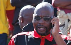 Cosatu President Sdumo Dlamini: 'President Zuma will step down'