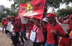 Samwu  WC to protest against alleged racism and exploitation of City workers