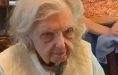 [WATCH] Grandma wishing 94th birthday was her last has social media talking