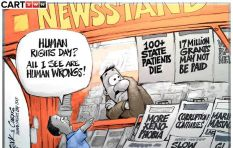 [CARTOON] #HumanRightsDay