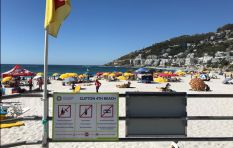 Clifton parking bay on sale for over R1 million...but you can't pitch a tent